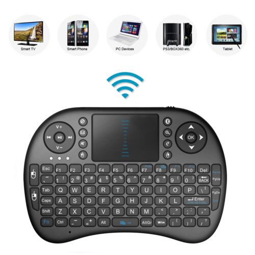 "2.4GHz Wireless Keyboard with Touch Pad For SONY KDL50WF663BU 50/"" SMART TV"
