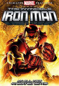 The Invincible Iron Man DVD, ,