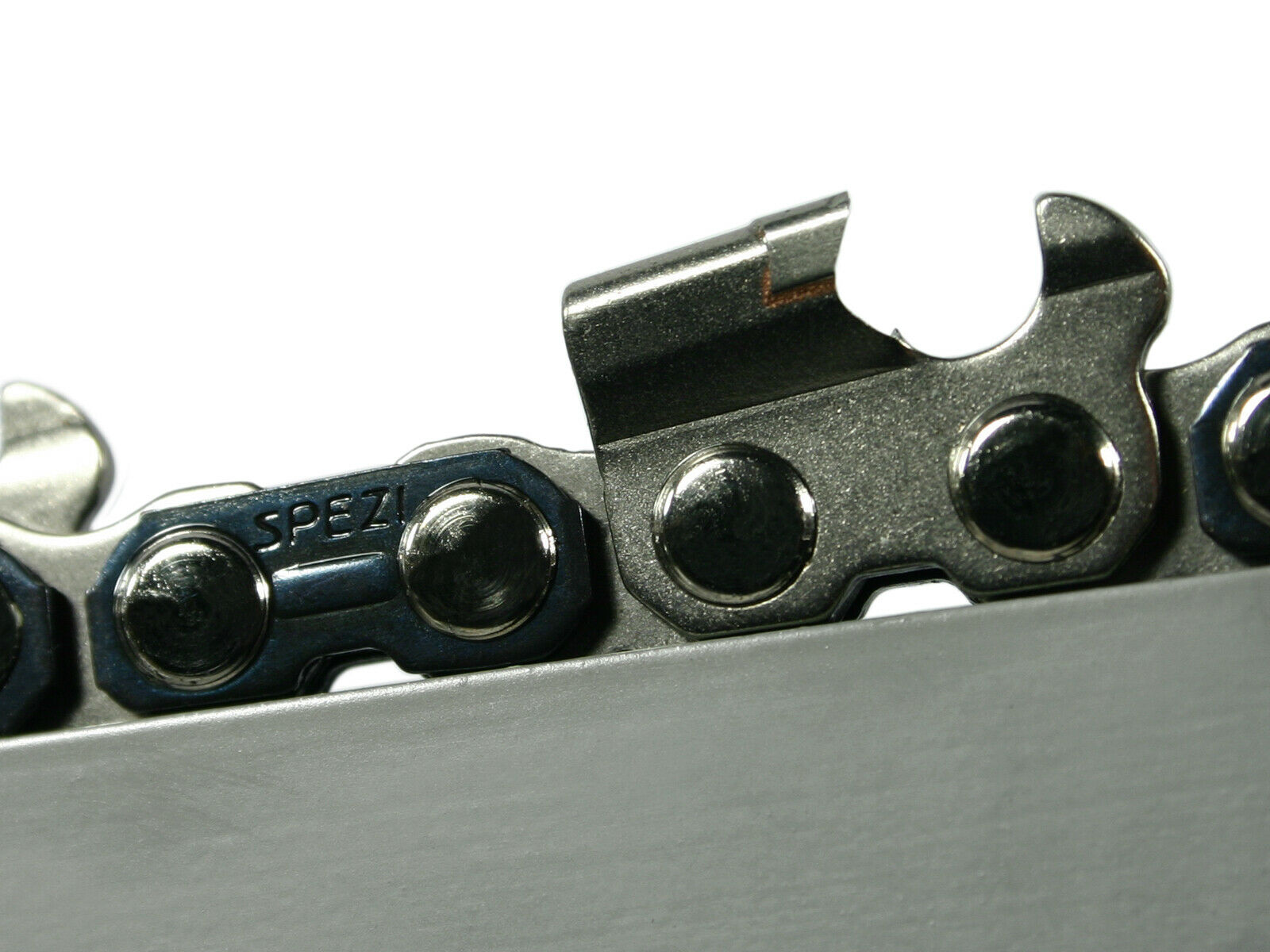 Metal duro cadena sierra adecuado para Husqvarna 45 43 cm 3 8  64 TG 1,5 mm Cochebide