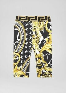 NWT Young Versace Baby Boys Sweat Pants size 24m