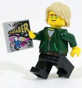 Lego-Ninjago-Film-Casual-Lloyd-figurine-70607-High-School-NEUF-ORIGINE