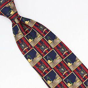 Silk Crest Stripe Tie - Sales Up to -50% Tommy Hilfiger yAOfn