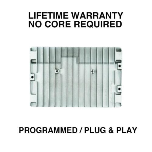 Engine Computer Programmed Plug/&Play 2005 Dodge Charger 04896414AF 3.5L AT PCM