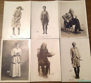 Details about SIX SIGNED Apeda Studio NY Photos Actor Comedian Charles Chic  Sale In Characters