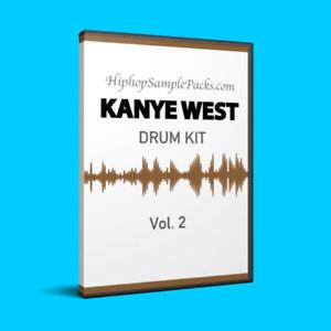 Details about Kanye West SAMPLE PACK Vol  2, 2019, Hip Hop SOUND KIT Wav FL  Studio ⭐️⭐️⭐️⭐️⭐
