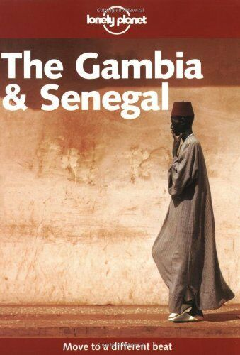 1 of 1 - Gambia and Senegal (Lonely Planet Regional Guides),Andrew Burke