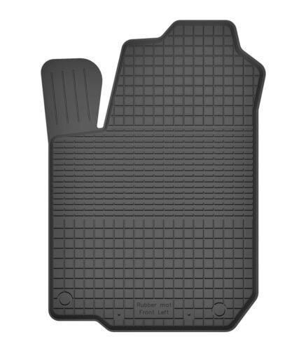 Fußmatte Gummimatten LANCIA PHEDRA 2002-2014 Set Fahrerseite einzeln winter