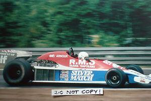 9x6-Photograph-Rene-Arnoux-F1-Martini-Mk23-French-GP-Zolder-1978