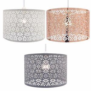 Lustre Marrakech chic Lumière Plafond Suspension abat-jour CRISTAL ...