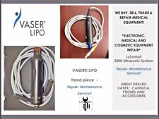 Vaser Liposuction Hand Piece Medical Equipment Evaluation Amp Repair Service