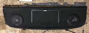 Genuine-190e-W201-Black-Parcel-Shelf-Mercedes-Benz