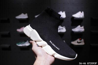 Balen Ciaga Speed Trainer Textil Laufschuhe Breathable Mesh-sneaker Unisex