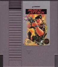 RUSH N ATTACK AND ORIGINAL NINTENDO GAME ORIGINAL NES HQ