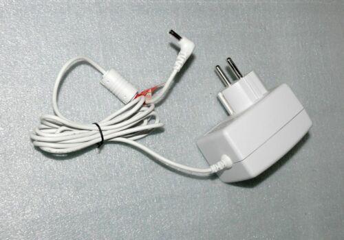Netzteil Vivanco Babyfon Ladegerät Babyphone 9V 200mA Netzstecker 3,1-1,9mm Weiß