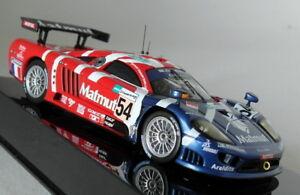 Ixo-1-43-Scale-LMM122-Saleen-S7R-54-Le-Mans-2007-Diecast-Model-Car