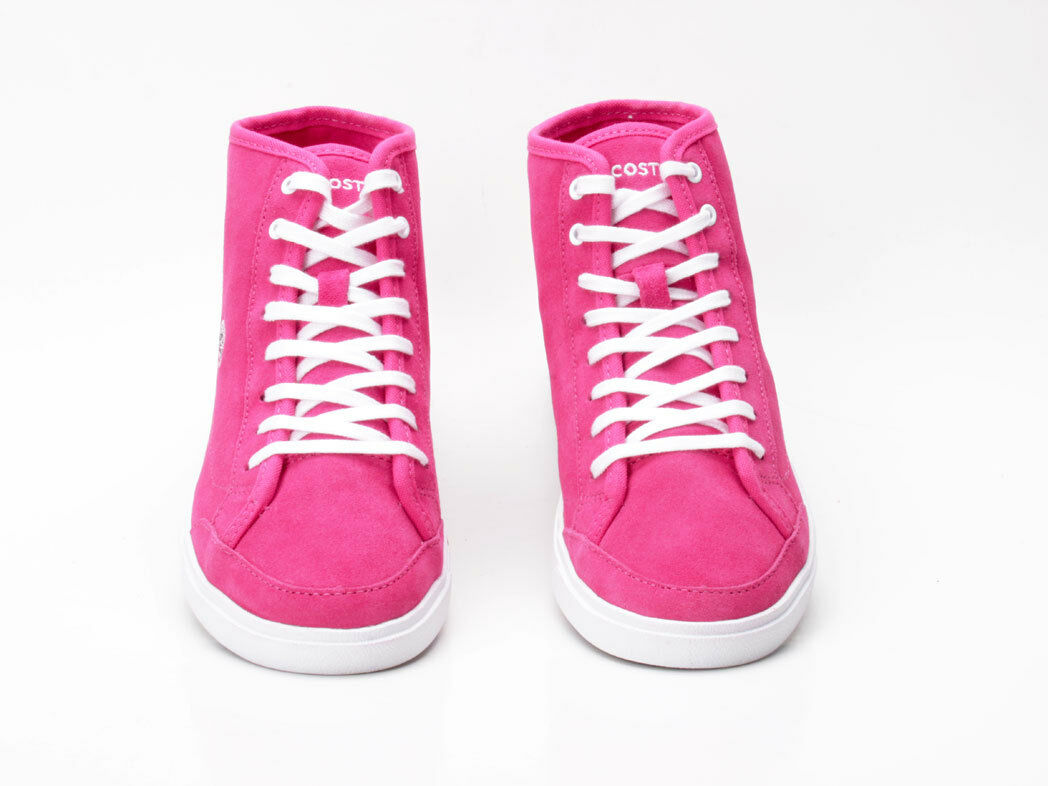 Lacoste Polidor Polidor Lacoste MID JAW SPW pink ea37f0