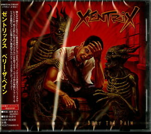 Xentrix-Bury-The-Pain-Japan-CD-Bonus-Track-f75