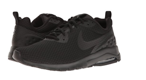 Nike Men's Air Max Motion Lw Running shoes Black Anthracite 833260 002
