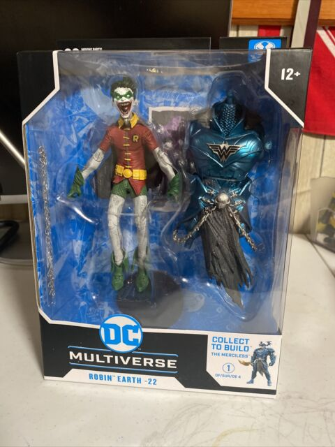 McFarlane Toys DC Multiverse Robin Crow Action Figure for sale online