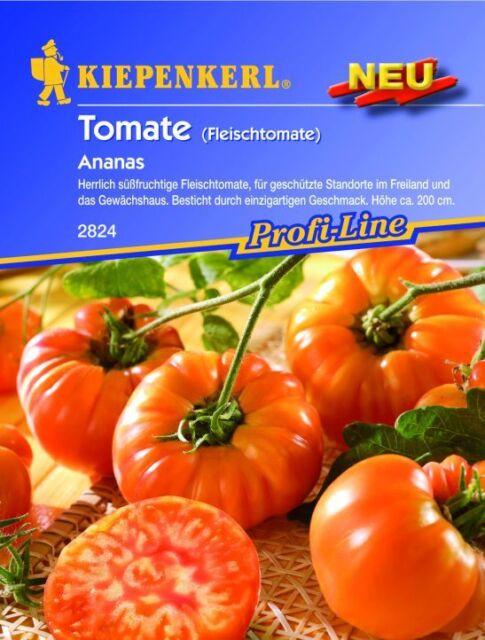 Kiepenkerl - Tomate Piña 2824 süßfruchtige CARNE TOMATE