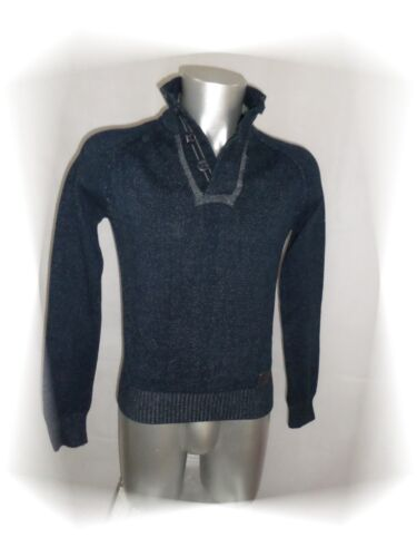 Kaporal China B Amount Size Beautiful Fancy Sweater S Blue w1Ywq