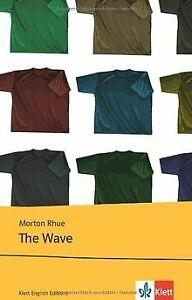 The-Wave-Text-and-Study-Aids-von-Morton-Rhue-Buch-Zustand-gut