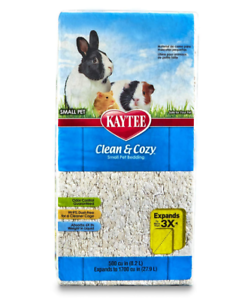 Kaytee-Clean-amp-Cozy-White-Rabbit-and-Small-Animal-Bedding-24-6L