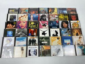 CD-Sammlung-Alben-42-Stueck-Rock-Pop-Hits-siehe-Bilder-u-a-a-ha