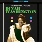 Dinah Washington What a Diff'rence a Day Makes LP 12 Track 180 Gram Vinyl (notlp