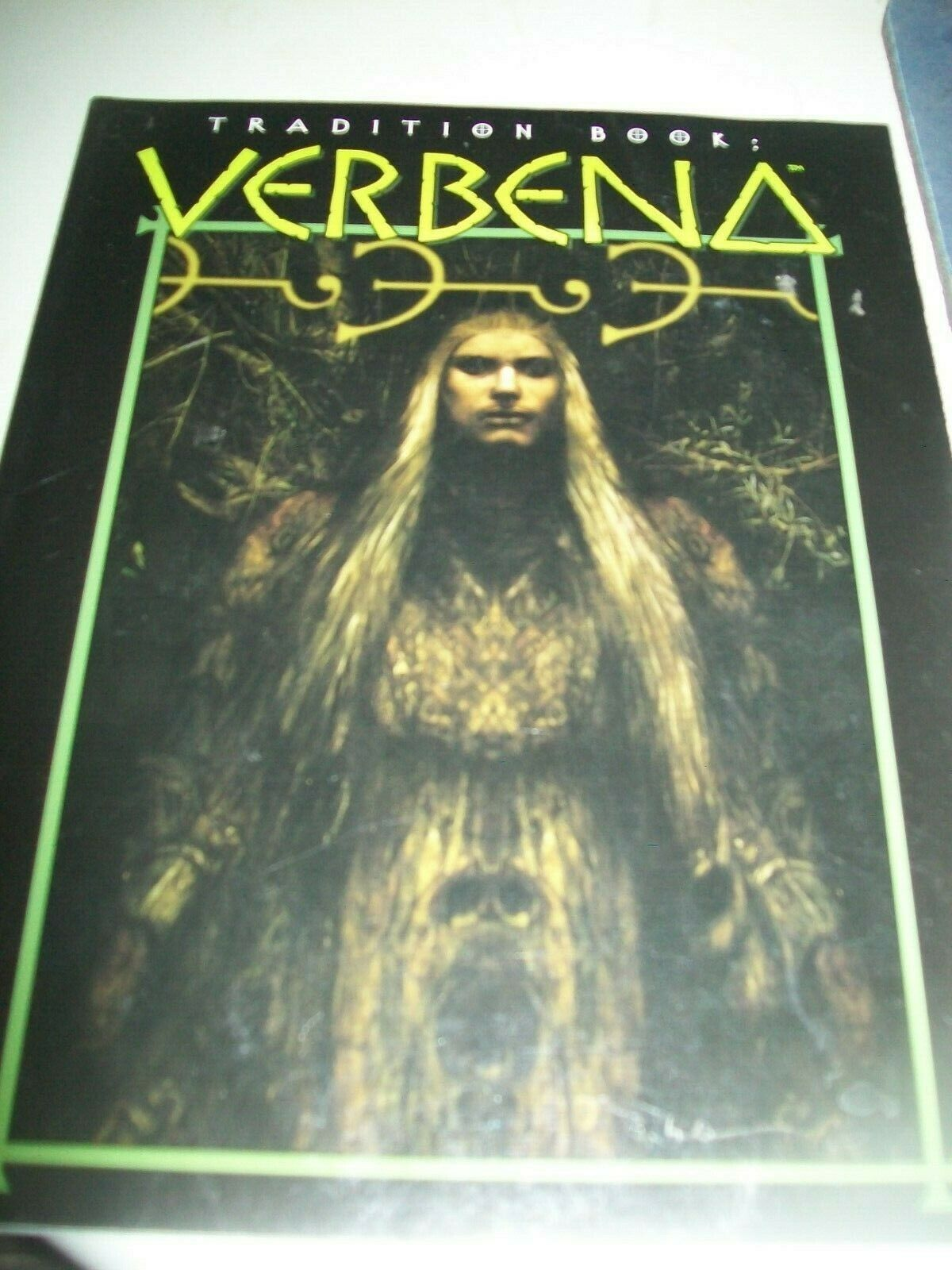 Mage the Ascension - Tradition Book  Verbena - Softcover - 2003 - White Wolf