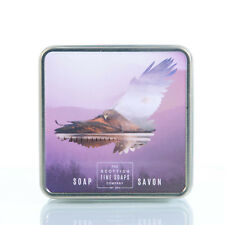 "Scottish Fine Soaps ""Eagle"" Soap in a Tin - 100 g Seife Motiv ""Adler"""