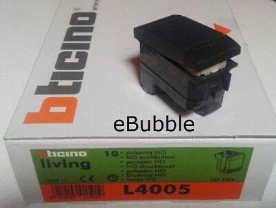 BTICINO LIVING INTERNATIONAL PULSANTE 1P 10A L4005//0
