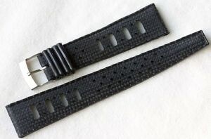Divers-20mm-vintage-rubber-watch-band-1960-70s-original-to-Aquadive-46-sold