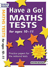 Have a Go Maths Tests for Ages 10-11 by William Hartley (Paperback, 2004)