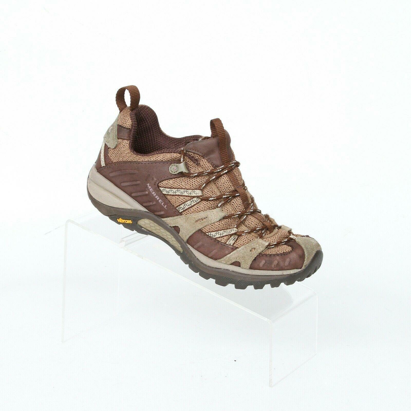 Merrell Siren Sport Espresso en daim marron maille Extérieur Chaussures De Randonnée Femme 6.5
