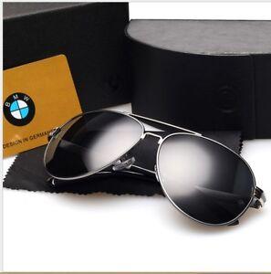 BMW Sunglasses BM730 Polarized Classic Driving Outdoor Sports Men Summer Eyewear