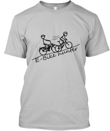 Standard Unisex T-shirt E-bike Hunter