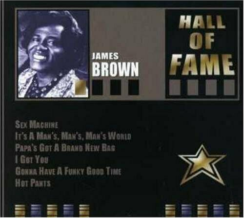 James Brown Hall of fame (2004, Delta)  [CD]
