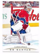 2011-12 Upper Deck Canvas Carey Price