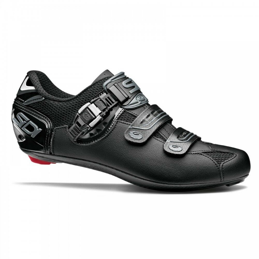shoes SIDI GENIUS 7 taglia 41,5 color black SHADOW