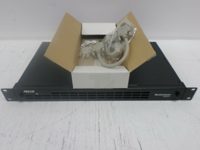 Pelco 4 Channel Composite Multiviewer, NTSC/PAL, Quad PMVC4