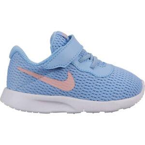 Psychic Schuhe zu 406 Nike Tdv Blau Tanjun Mädchen Blau Original Details Neu 818386 KFJ3Tlc1