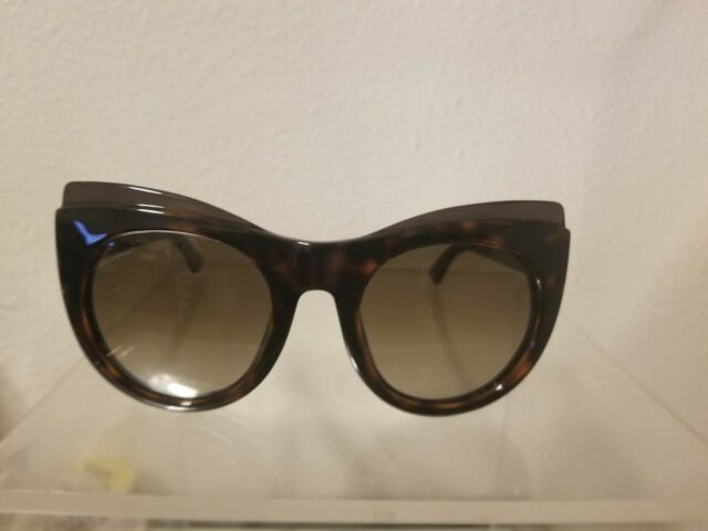 3ef2cc6ae8 Gucci GG3781S Oversized Cat Eye Brown Havana Sunglasses Gradient 3781 Optyl