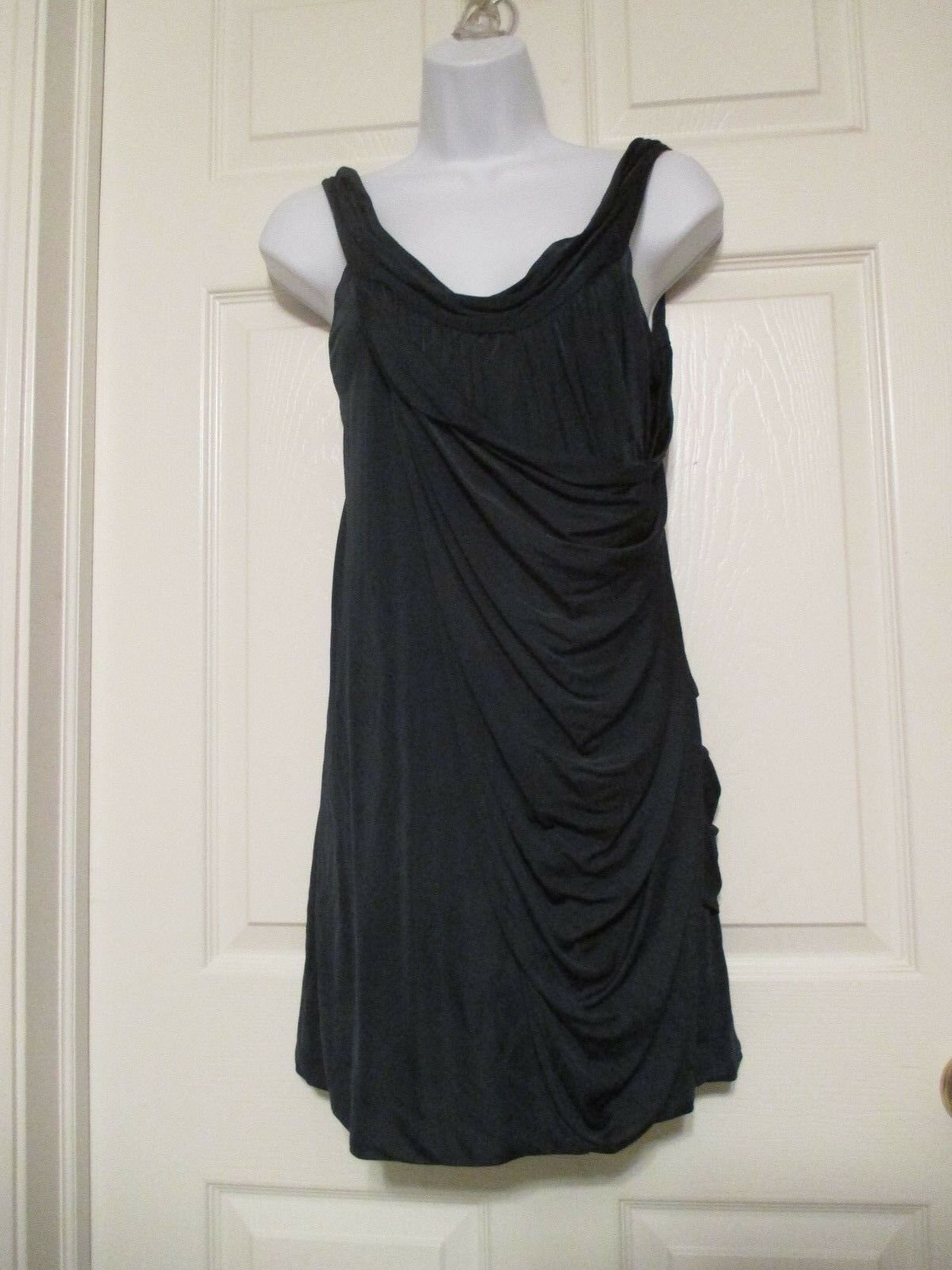 Yigal Azrouel New York Rushed Draped Dress    Tunic Top Größe 3