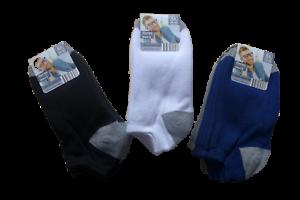 6er-Pack-Herren-Sneaker-Socken-Fuesslinge-Kurzsocken-Vollfrottee-Gr-39-42-43-46