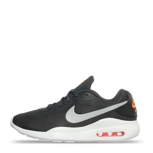 Nike Air Max Oketo Running Shoes Gray White Orange AQ2235-012 Men's NEW