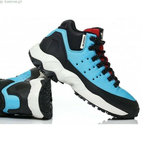 Adidas - -bleu-blanc Torsion Trail - M20679 - Color: noir -bleu-blanc - - SZ 9.5 857a4c