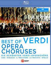 Best of Verdi  Opera Choruses [Blu-ray], New DVDs
