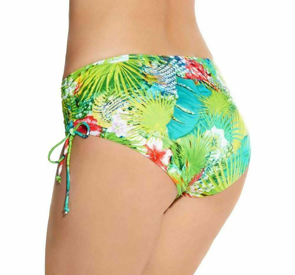 MUI L Fantasie Antigua FS6061 Short Bikini Brief Multi