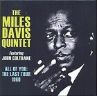 All of You The Last Tour 1960 0824046707620 by Miles Davis CD